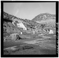 VIEW OF TIPPLE PILINGS, LOOKING NORTHEAST - Independent Coal and Coke Company, Kenilworth, Carbon County, UT HAER UTAH,4-KENW,1-106.tif