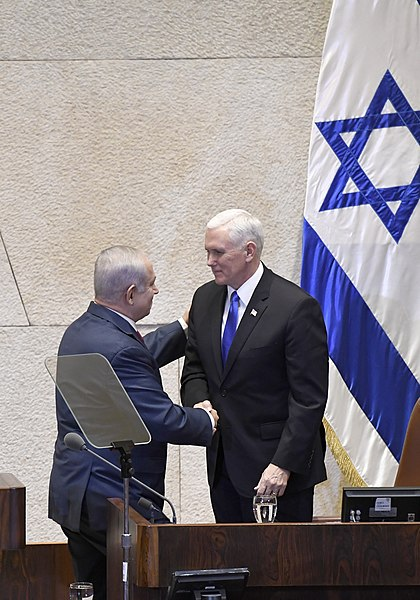 File:VP Pence visits the Knesset VP Pence visits the Knesset (25968755408).jpg