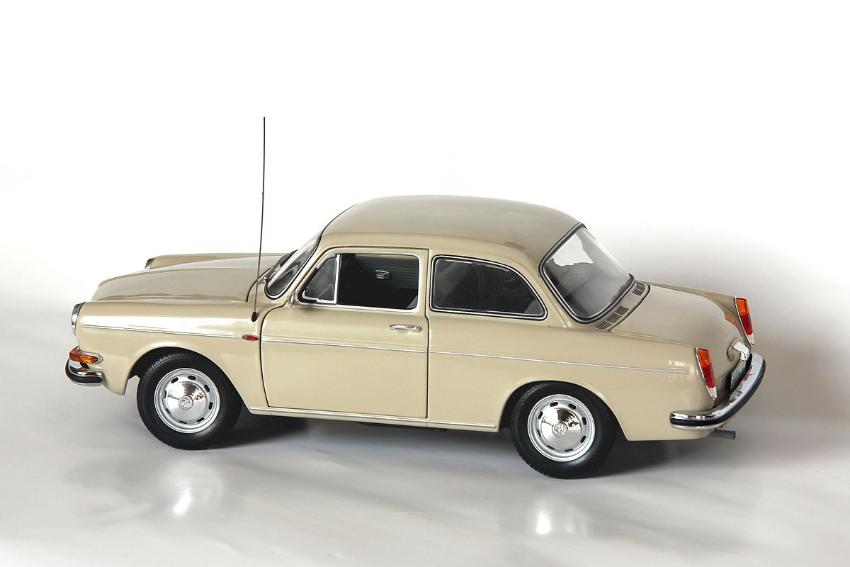 Px Vw By Minichamps Seite on Vw 1600 Type 3 1971 Models