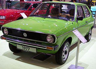 Volkswagen Polo Mk1 Motor vehicle