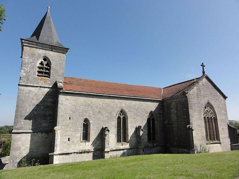 Vadonville (Meuse) église