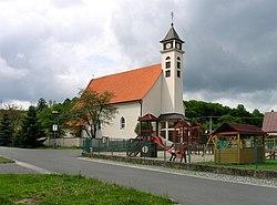 Valašská Polanka, church.jpg