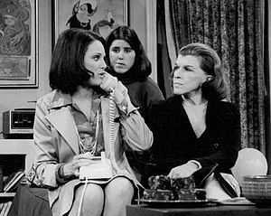 Rhoda - Rhoda is staying with Brenda for a vacation; Brenda and Ida think it will be for longer than that.