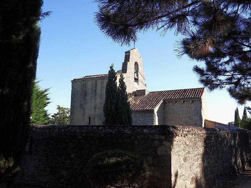 Église Saint-André,  (Inscrit, 1968)
