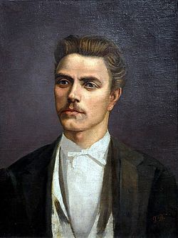 Vasil levski portrait