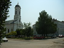 Veliko Gradiste Church 2006.JPG