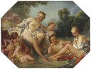 Venus in her Bath surrounded by Nymphs and Cupids (François Boucher) - Nationalmuseum - 17772.tif
