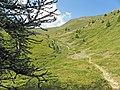 Vers le vallon de l'Alpet (Vars, Sainte-Marie, Hautes-Alpes - panoramio.jpg