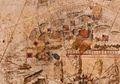 Vesconte Maggiolo. World chart, from eastern coasts of America to India. PORTOLAN CHART. Naples, 1516.L.jpg