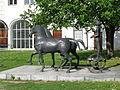 Veste Oberhaus - Hans Wimmer - Wagenlenkerin (2).jpg