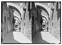 Via Dolorosa, V Station (of the Cross) LOC matpc.14618.jpg