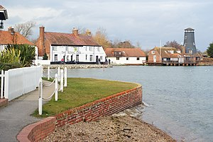 Chichester Harbour - Chichester Harbour at Langstone
