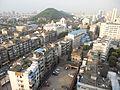 View from 15th Floor, International Hotel Xiaoshan Hangzhou, Zhejiang, China, July 1, 2010 - panoramio (22).jpg