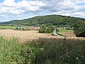 View from Goodrich to Leys Hill - geograph.org.uk - 507136.jpg