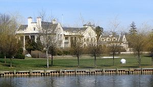 Marshall Ayres Jr. - Villa Maria on Long Island