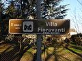 Villa Fioravanti, cartello (Calto).JPG