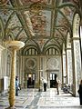 Villa farnesina, loggia di psiche 02.JPG