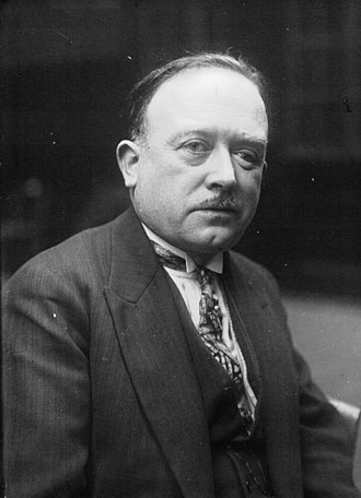 Vincent Auriol - Auriol in 1927, aged 43.