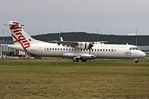 Virgin Australia Airlines (Skywest Airlines) ATR 72-212A CBR Gilbert-1.jpg
