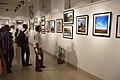 Visitors - Group Exhibition - PAD - Kolkata 2016-07-29 5447.JPG