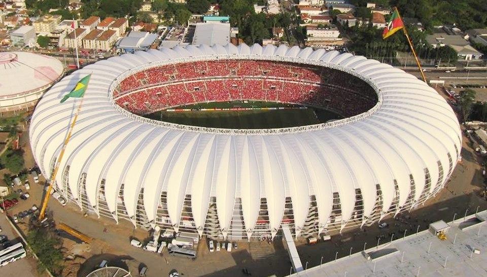Vista Aérea Beira-Rio