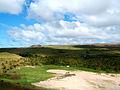Vista del cerro a Anakena.JPG