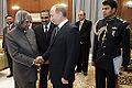 Vladimir Putin with Abdul Kalam 25 January 2007.jpg