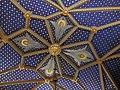 Voltes neogòtiques de l'estança del duc, palau ducal de Gandia.JPG