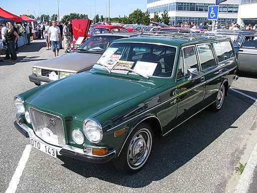 Volvo 165