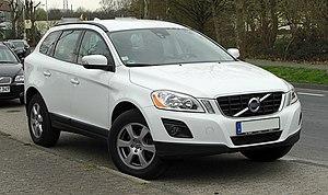 Volvo Car Gent - Volvo XC60: Volvo Gent's top seller in 2011