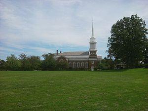 Voorhees Chapel (Rutgers) - Voorhees Chapel