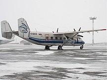Aeroporto di Chabarovsk-Novyj-Dati tecnici-Vostok An-38