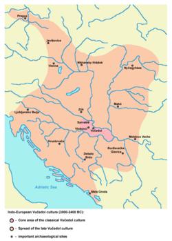 Vucedol culture map.png