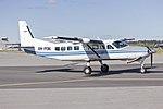 WA Skydiving Academy (VH-PON) Cessna 208B Grand Caravan taxiing at Wagga Wagga Airport.jpg