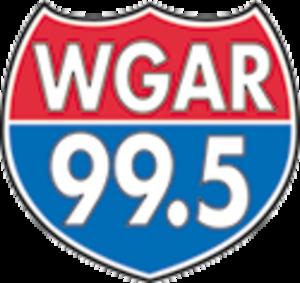 WGAR-FM - Image: WGAR FM logo