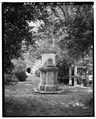 WILLIAM BYRD II'S TOMB, FROM NORTH - Westover, State Route 633, Westover, Charles City, VA HABS VA,19-WEST,1-71.tif
