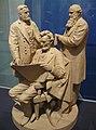 WLA brooklynmuseum The Council of War by John Rogers 2.jpg