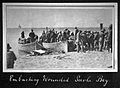 WW1; Gallipoli; embarking the wounded Wellcome L0024987.jpg