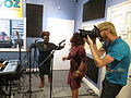 WWOZ Tank and the Bangas Camera Dance.JPG