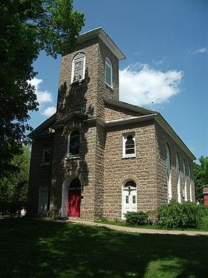 Waddington Historic District - St. Paul's Episcopal Church, May 2011