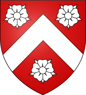 Nicholas Wadham (1531–1609) - Image: Wadham Arms