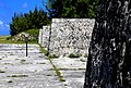 Wake Atoll National Historic Landmark Aircraft Revetments built by American POWs in 1943.jpg