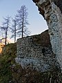 Wall below Marmels Castle.jpg