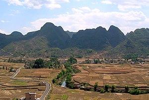 Xingyi, Guizhou - Countryside near Xingyi