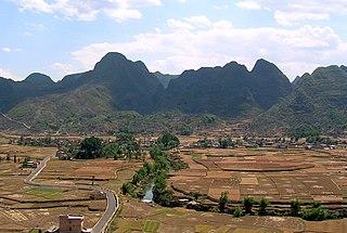 Qianxinan Buyei and Miao Autonomous Prefecture Autonomous Prefecture in Guizhou, Peoples Republic of China