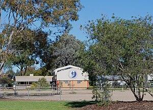 Wangaratta High School - Image: Wangaratta High School