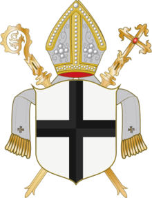 Coat of arms of the Diocese of Fulda