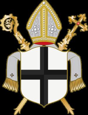 Fulda monastery - Image: Wappen Bistum Fulda