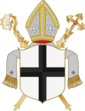 Coat of arms of Fulda Abbey