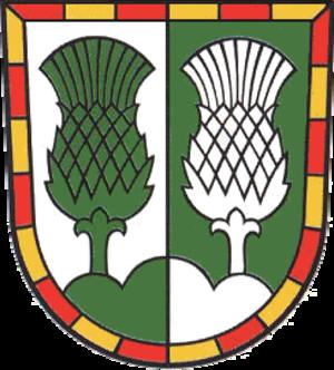 Hörselberg - Image: Wappen Hoerselberg